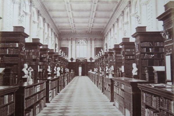 Wren Library, Cambridge University