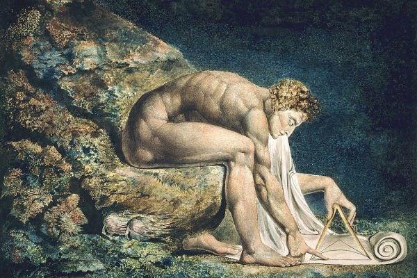 """Blake's """"Newton"""""""