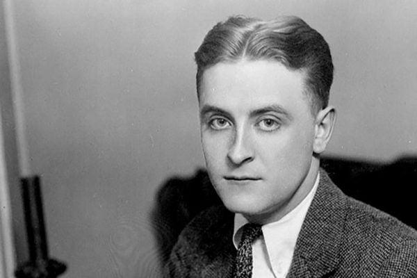 F. Scott Fitzgerald in 1921