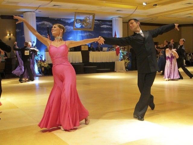 Amatuer Ballroom dancing