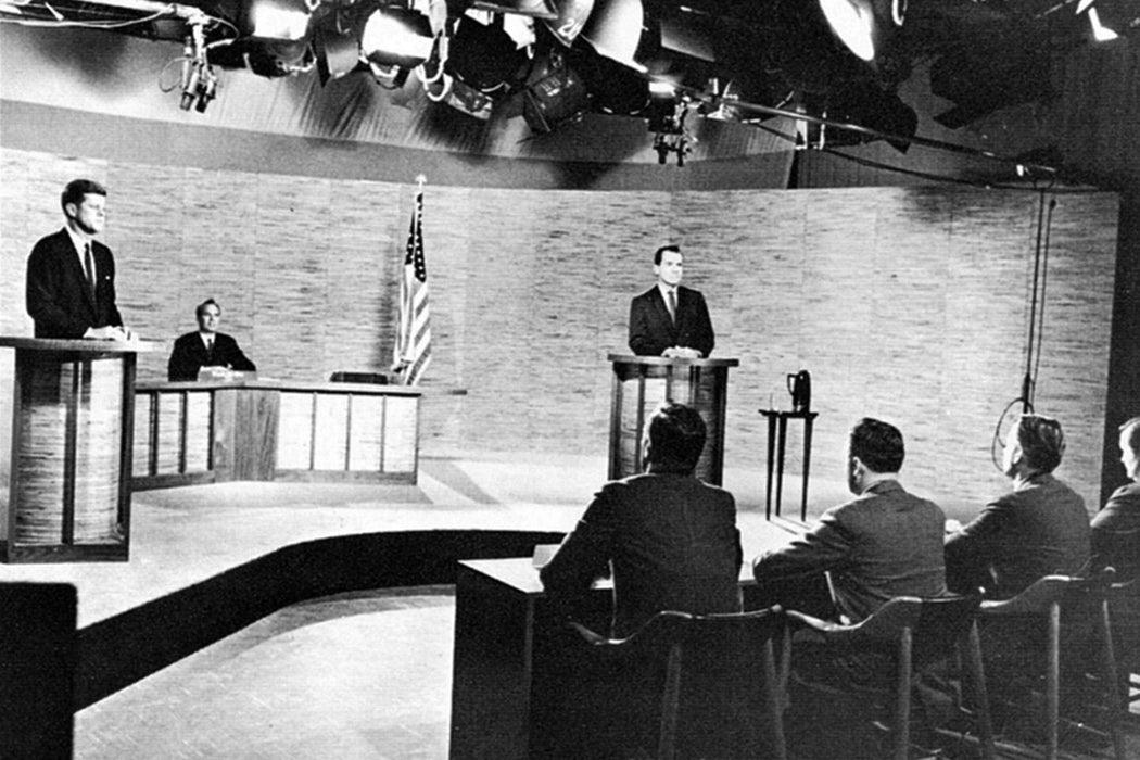 Nixon Kennedy televised debate