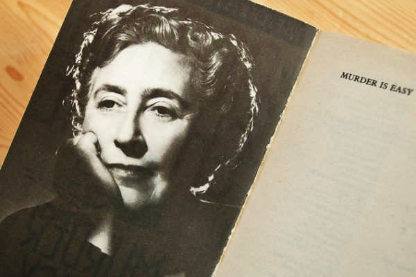 Agatha Christie, pharmacist
