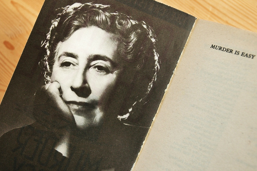 Agatha Christie, pharmacist