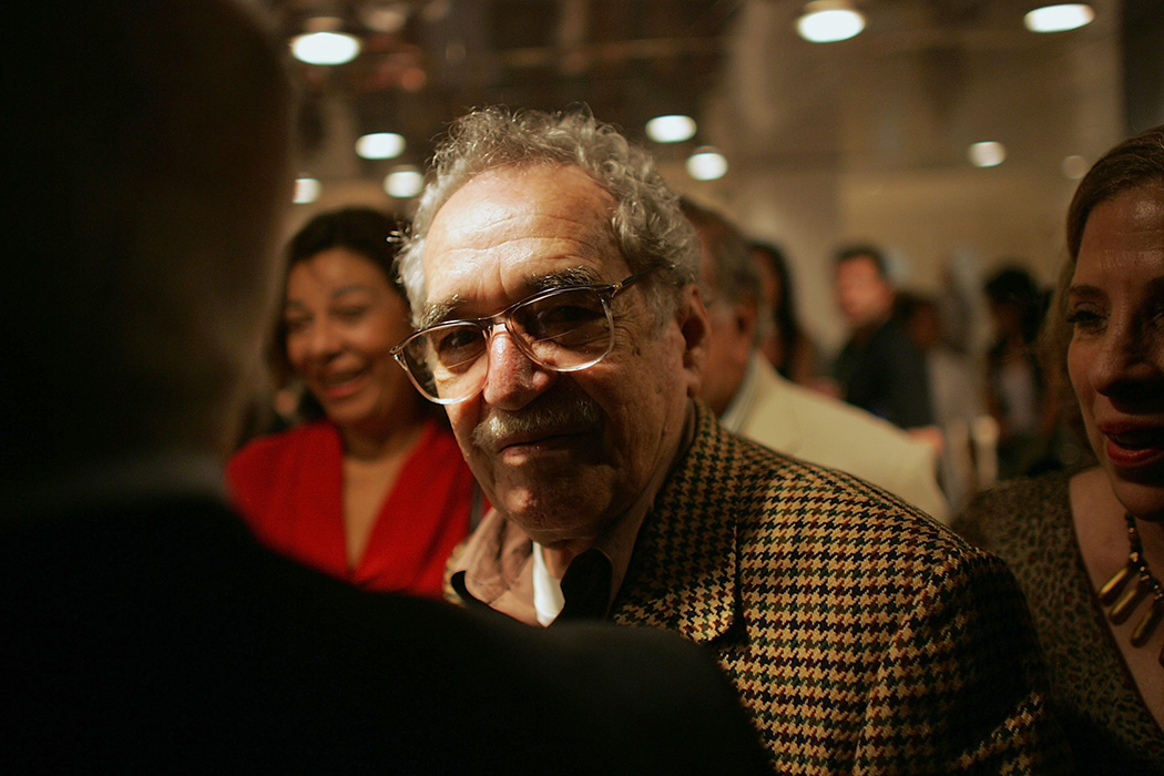 Gabriel Garcia Marquez in 2006