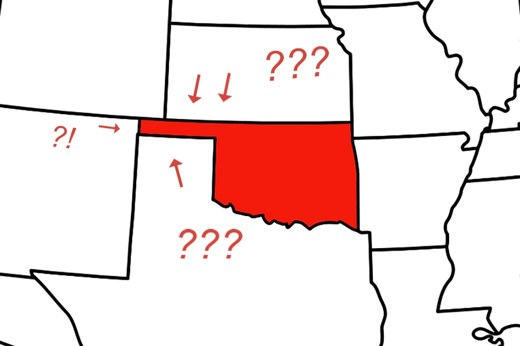 why oklahoma has a panhandle jstor daily