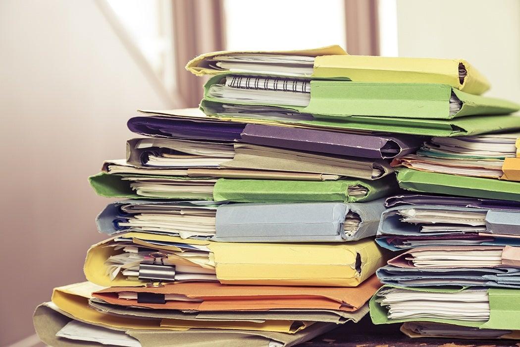 procrastination folders