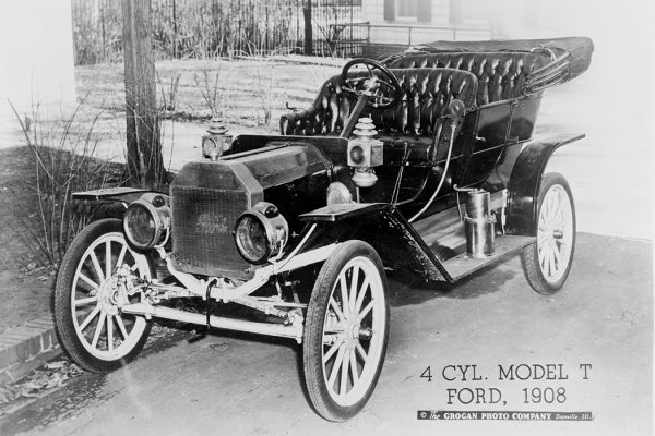 an analysis of the model t ford by henry ford In 1916, the ford motor company sold 500,000 model t fords at a price of $440  henry ford believed that he could increase sales of the model t by 1,000 cars.