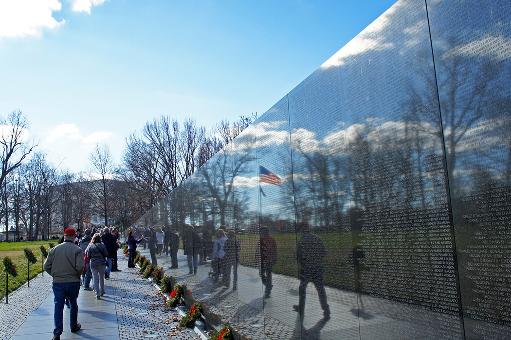 The Making Of The Vietnam Veterans Memorial | Jstor Daily
