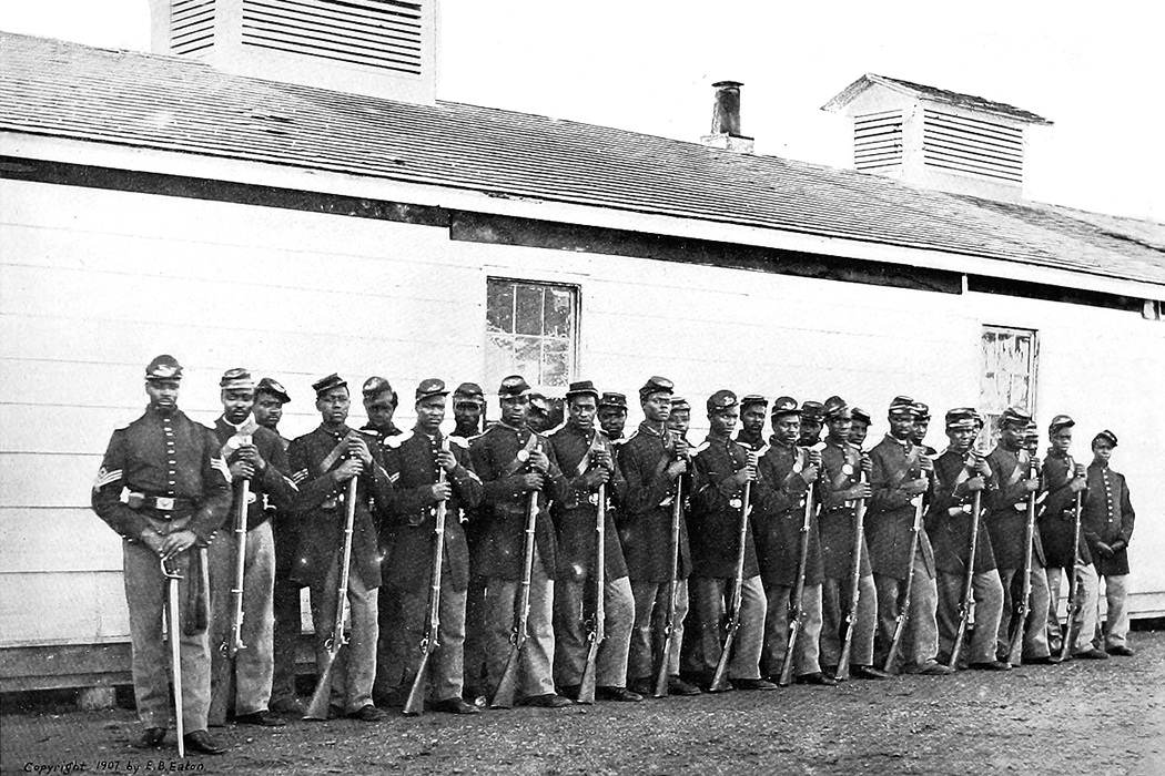 African American Civil War soldiers