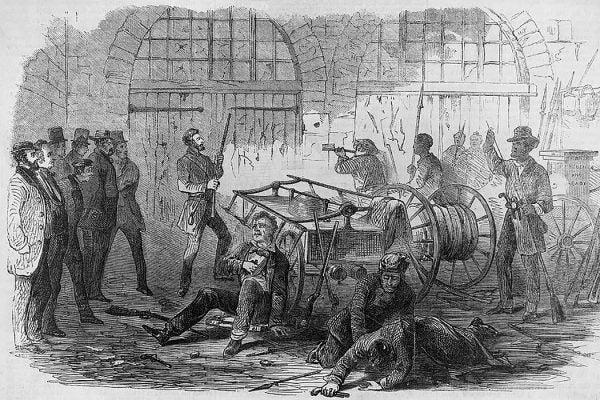 Harpers Ferry illustration