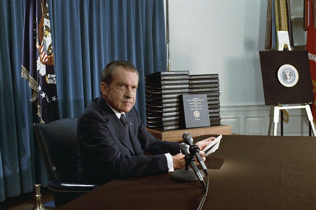 Nixon transcripts