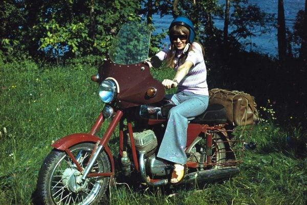 Soviet Hippie