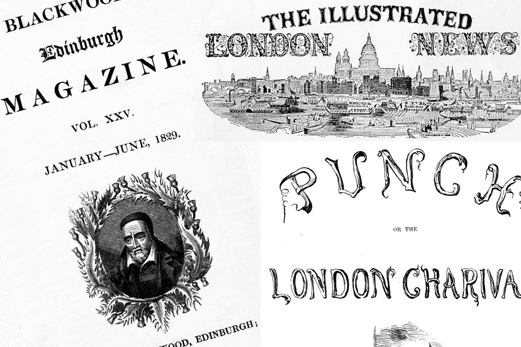 Nineteenth century British periodicals