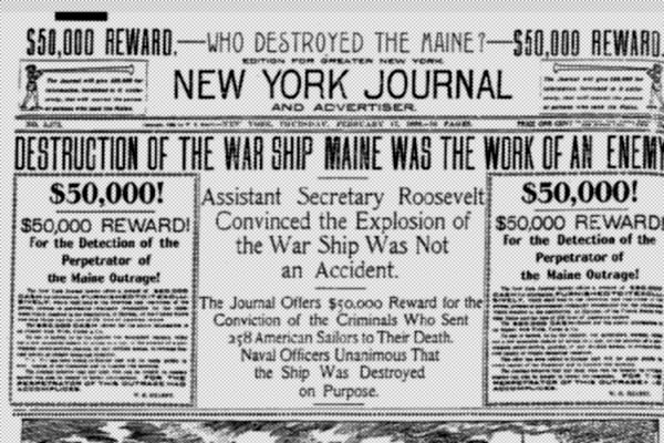 New York Journal 1898