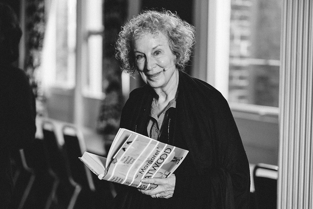 Margaret Atwood in 2015