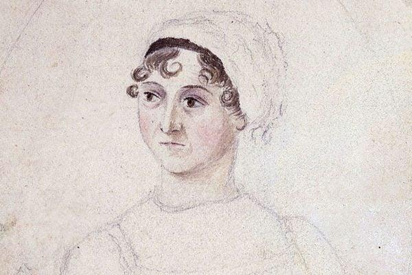 Jane Austen sketch