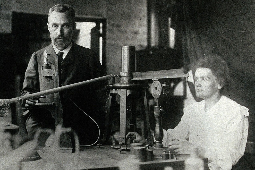 How Marie Curie Claimed Credit For Her Scientific Work