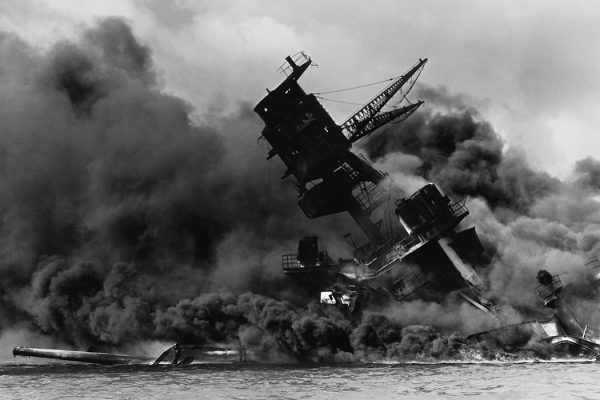 USS Arizona, Pearl Harbor