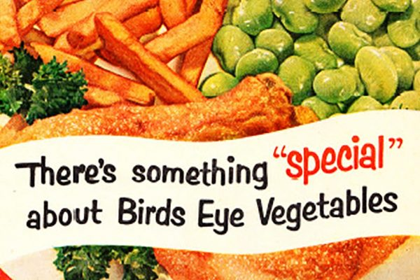Bird's Eye frozen meals