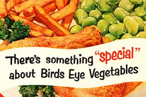 Bird's Eye frozen meals
