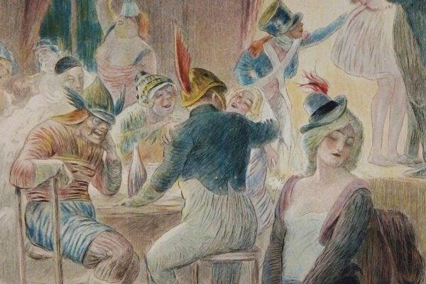 Madame Bovary illustration
