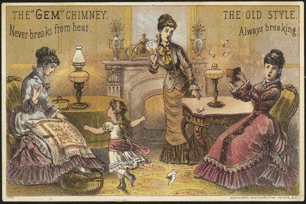 Gem Chimney ad
