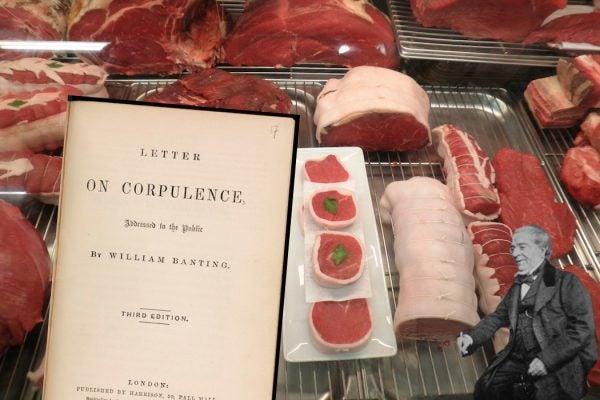 Letter on Corpulence William Banting