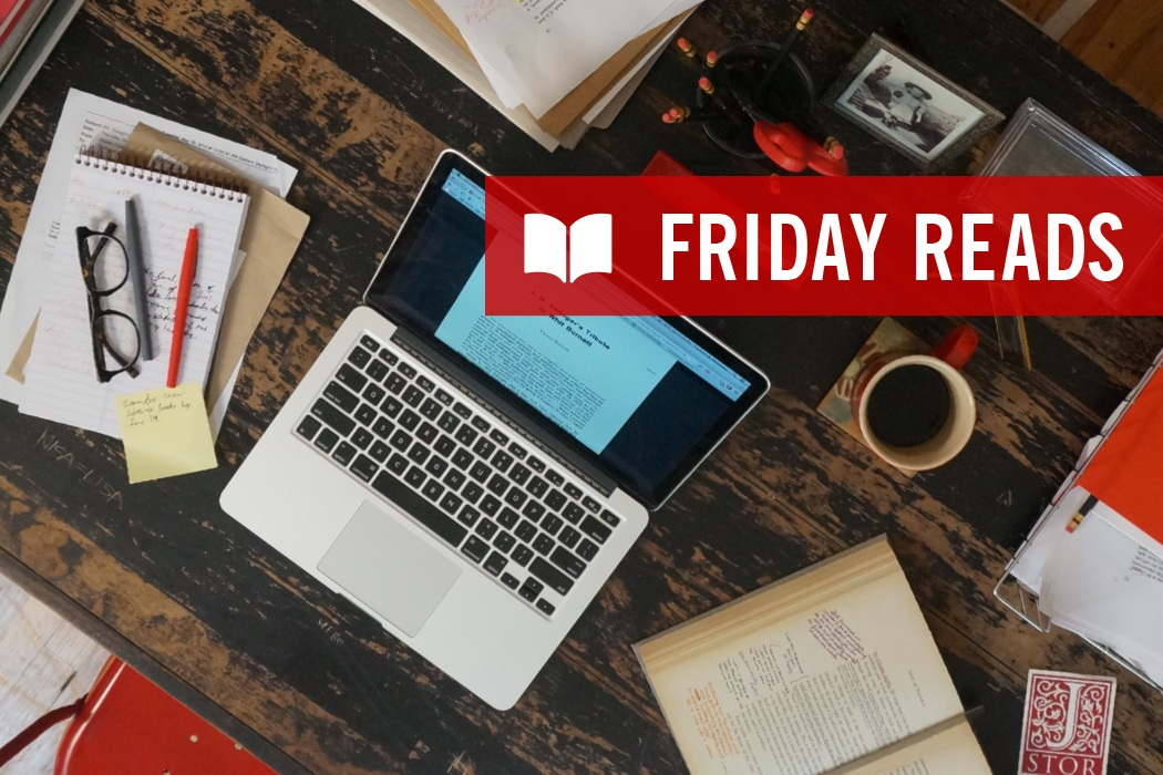 JSTOR Daily Friday Reads