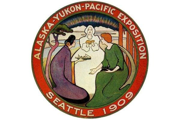 Alaska Yukon Pacific Exposition logo