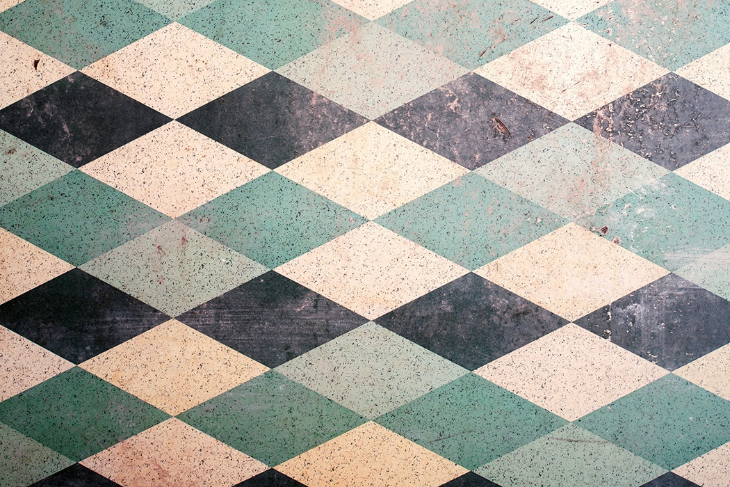 Why people once loved linoleum jstor daily for Linoleum flooring