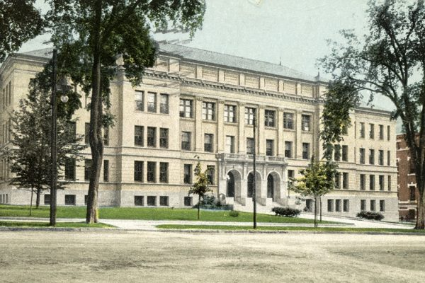 Springfield, Mass. High School