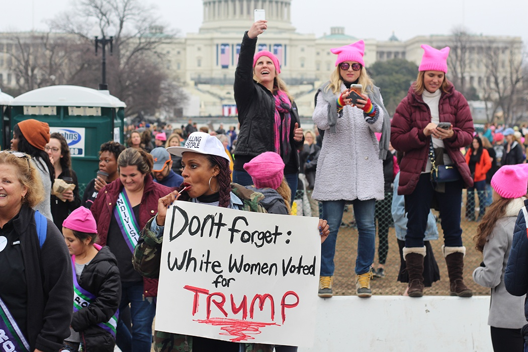 picture regarding Women's March Printable Signs named Celebrating Womens Background Thirty day period JSTOR Every day