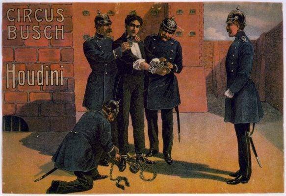 Houdini poster 2