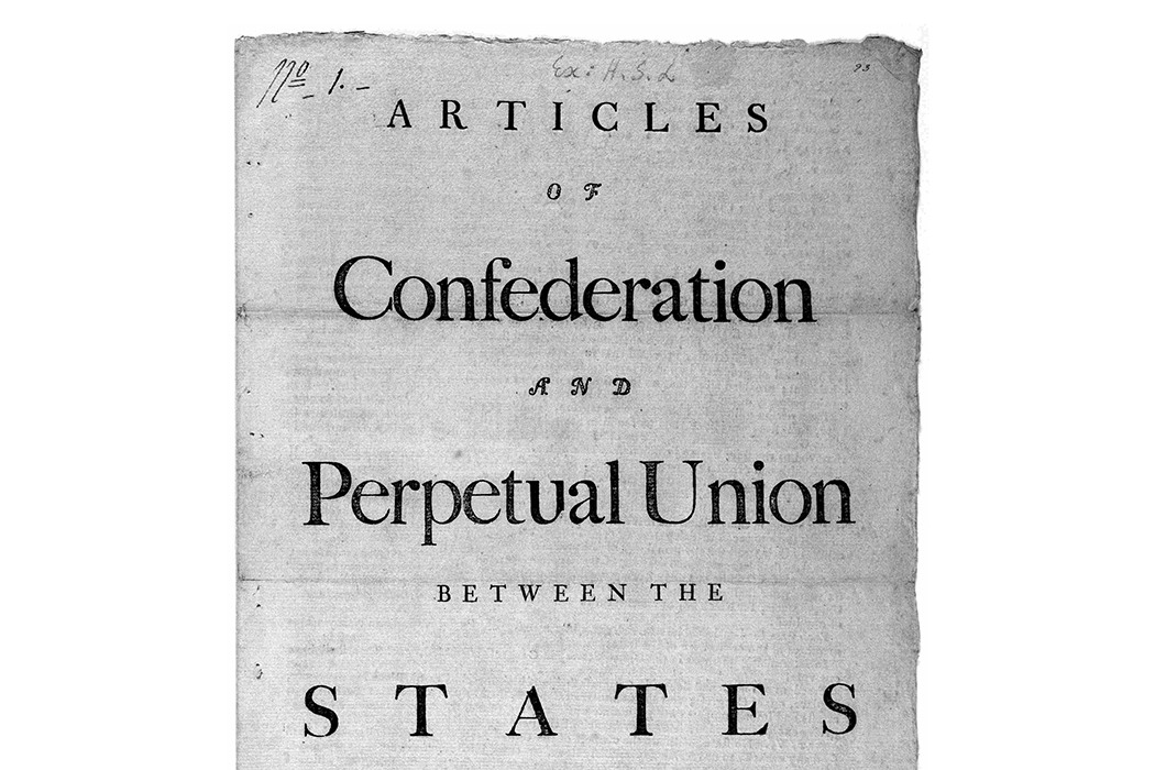Articles of confederation essay help