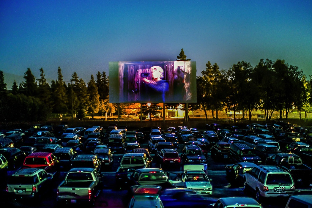With these items, creating an enjoyable outdoor movie experience is simple. A Screen to Play Your Movies On. Depending on whether you want your theater to be permanent or temporary, you can pick one of two options when it comes to your screen.