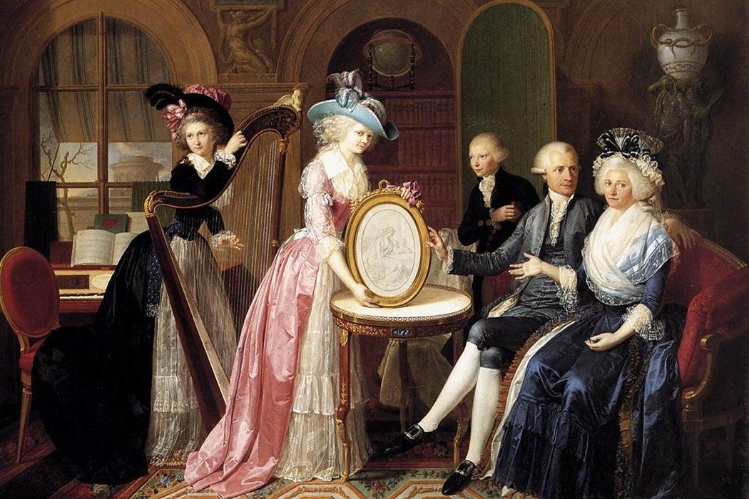 Aristocratic family