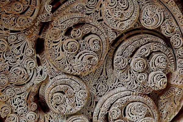 fractal carvings