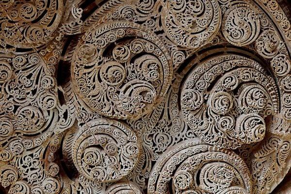 fractal carvings