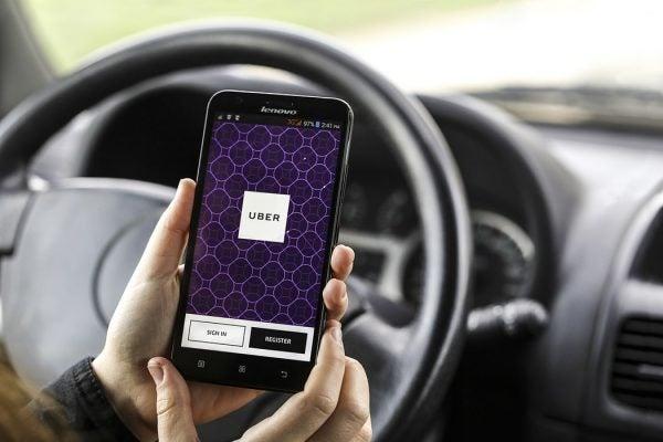 uber driver gig economy