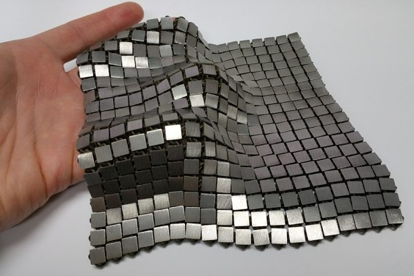 NASA chain mail