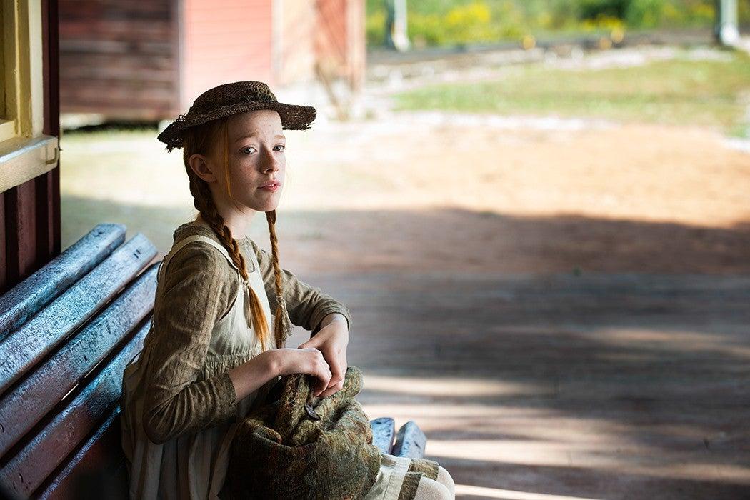 Anne of Green Gables Netflix