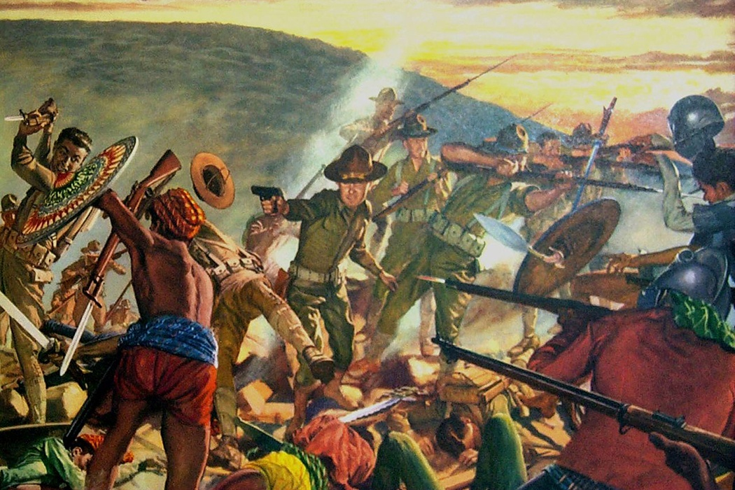 US Army Philippines War poster