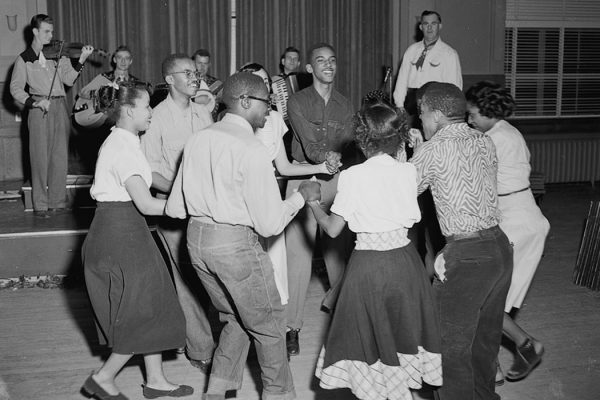 Howard square dance