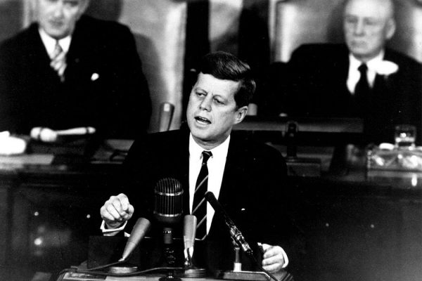 JFK congress speech