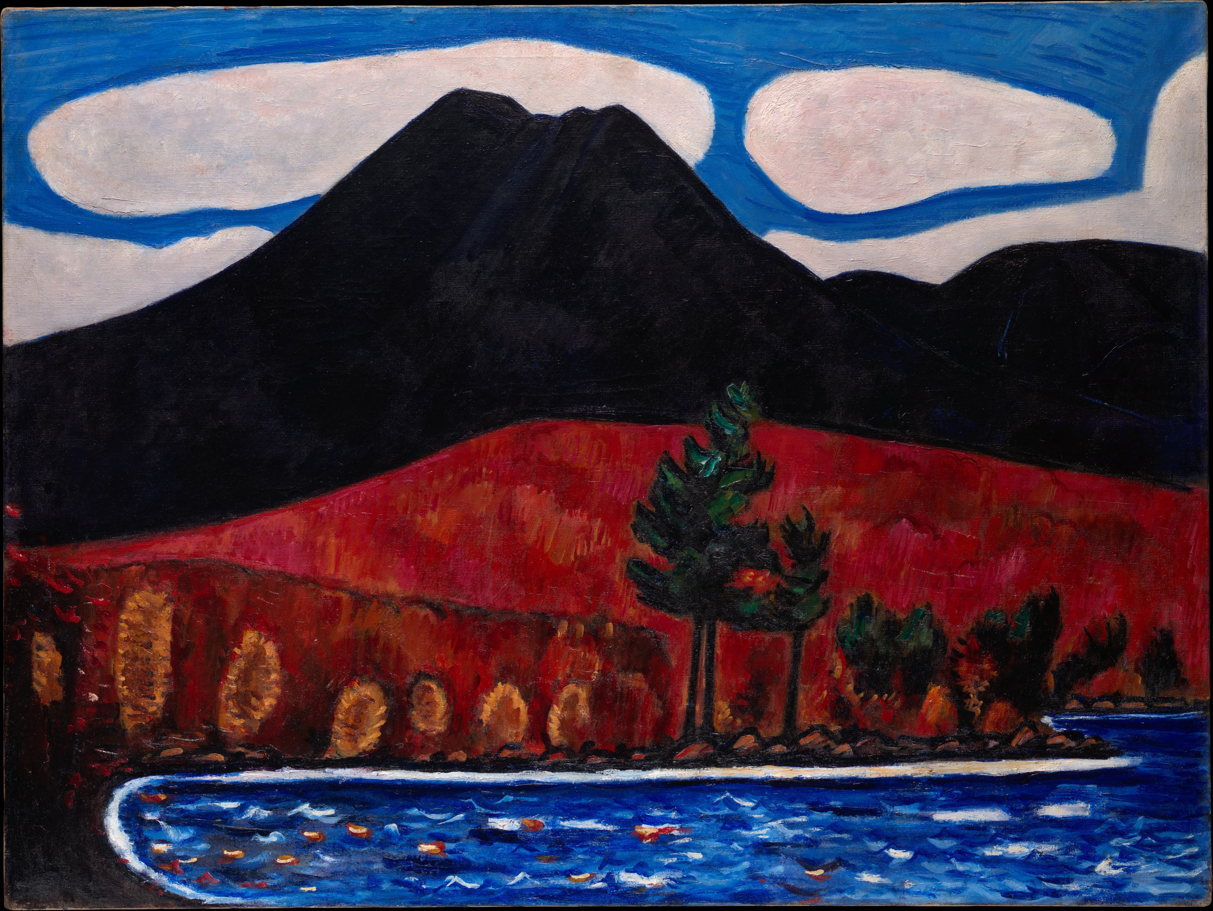 Katahdin Marsden Hartley