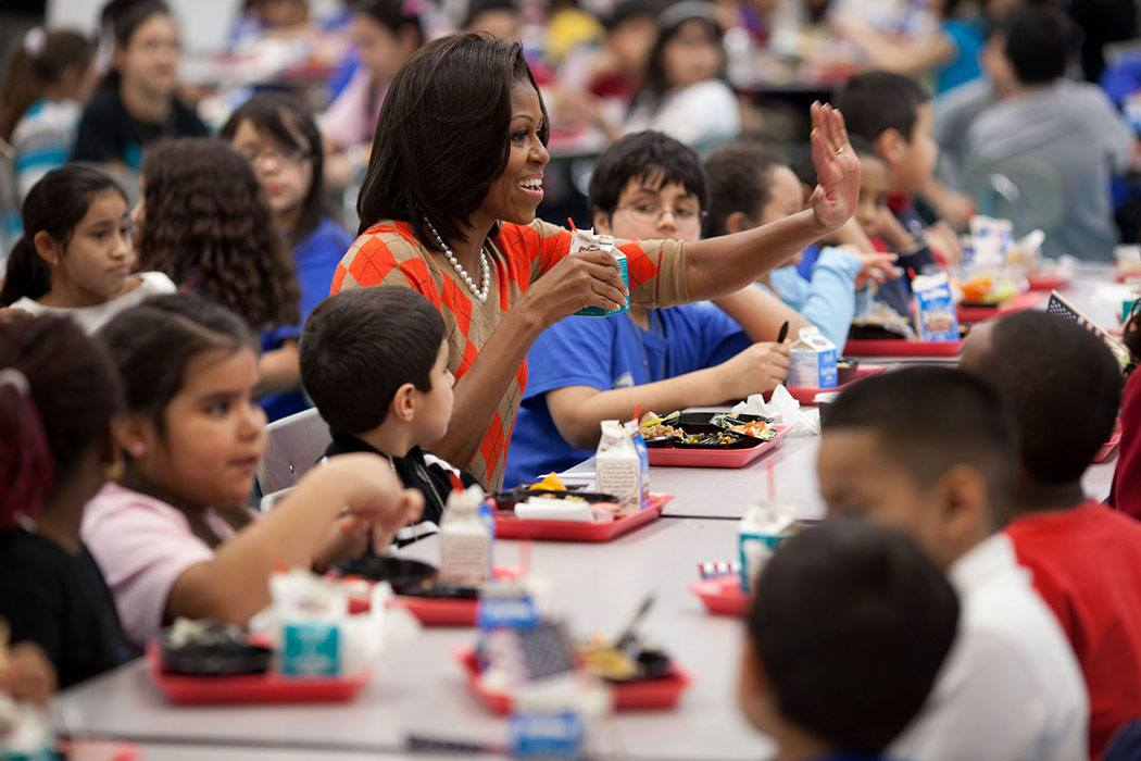 Who Doesn't Like Healthy School Lunches? | JSTOR Daily
