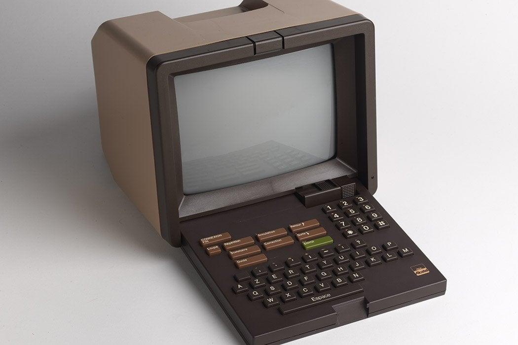 Minitel 1 computer