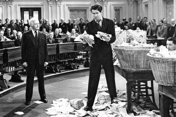 Mr. Smith filibuster