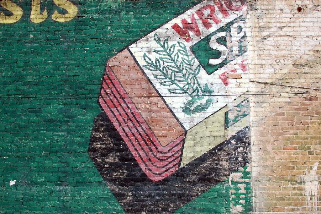 Wrigley Mural