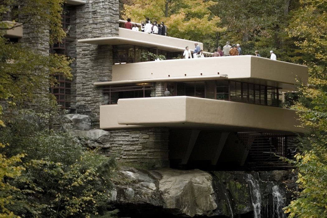 Frank lloyd wright at 150 jstor daily for Planimetrie della casa libera